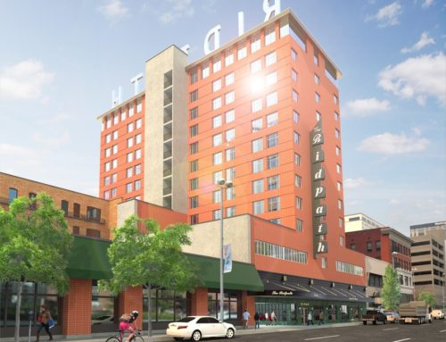 NAI Black to Manage a Portion of the Ridpath Club Apartments