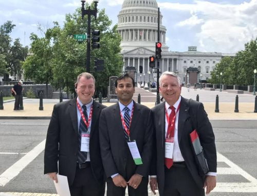 NAI Black's Stephen Pohl Attends ICSC Summit