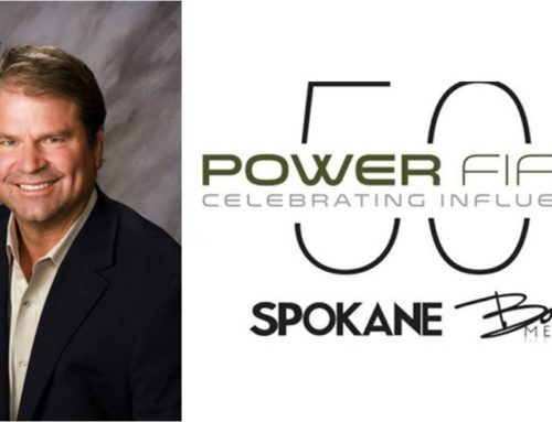 Dave Black Recognized in the Catalyst Business Power 50 in Spokane