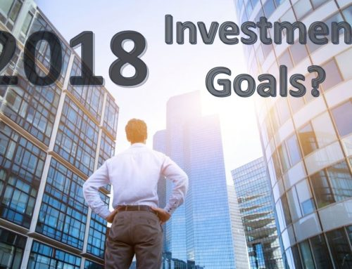 Have You Set Your Real Estate Investment Goals for 2018?