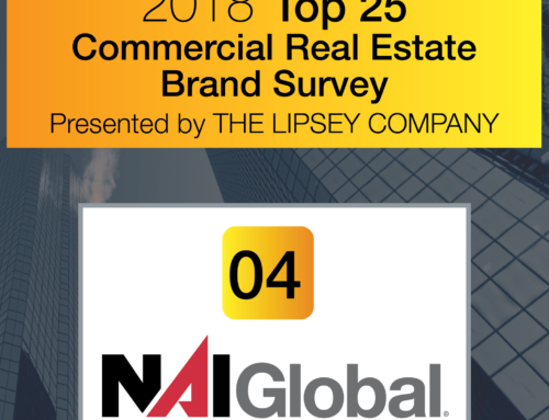 NAI Global Ranked Among Top Five Commercial Real Estate Brands in the 17th Annual Lipsey Survey