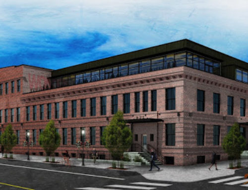 NAI Black to Market and Lease the Renovated Wonder Building