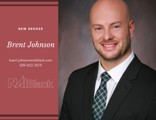 Brent Johnson joins NAI Black's Commercial Brokerage team!
