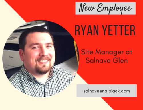 Meet Ryan Yetter – New Site Manager