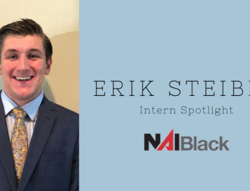 Erik Steibel – NAI Black Intern Spotlight