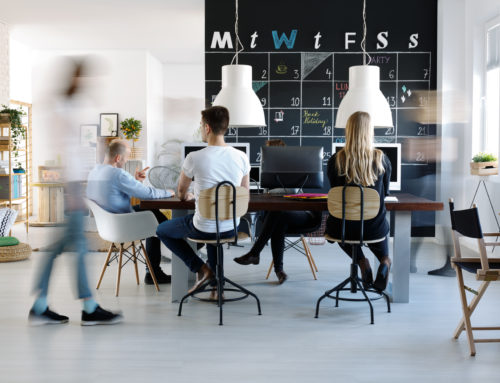 The Evolution of the Open Workplace: What's Next?