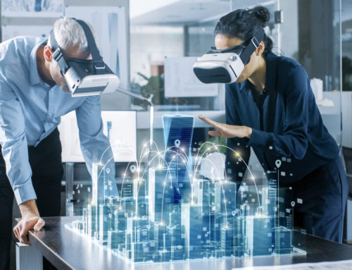 3 Ways VR is Being Used in CRE Construction