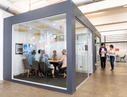 5 Building Updates to Keep Your Office Space Attractive to Tenants
